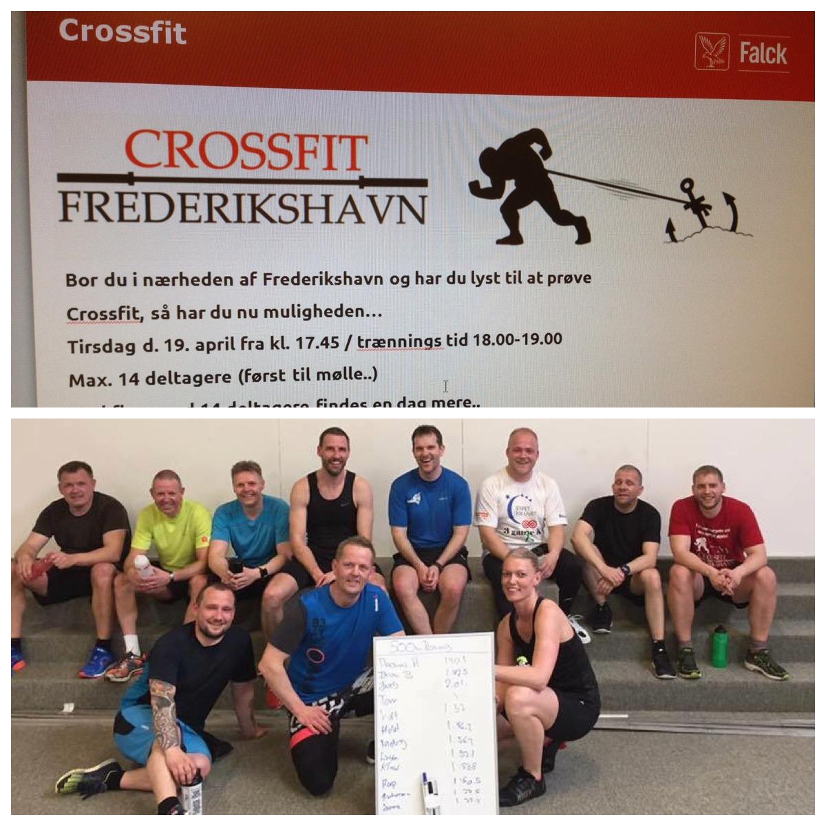 CrossFit Frederikshavn Falck