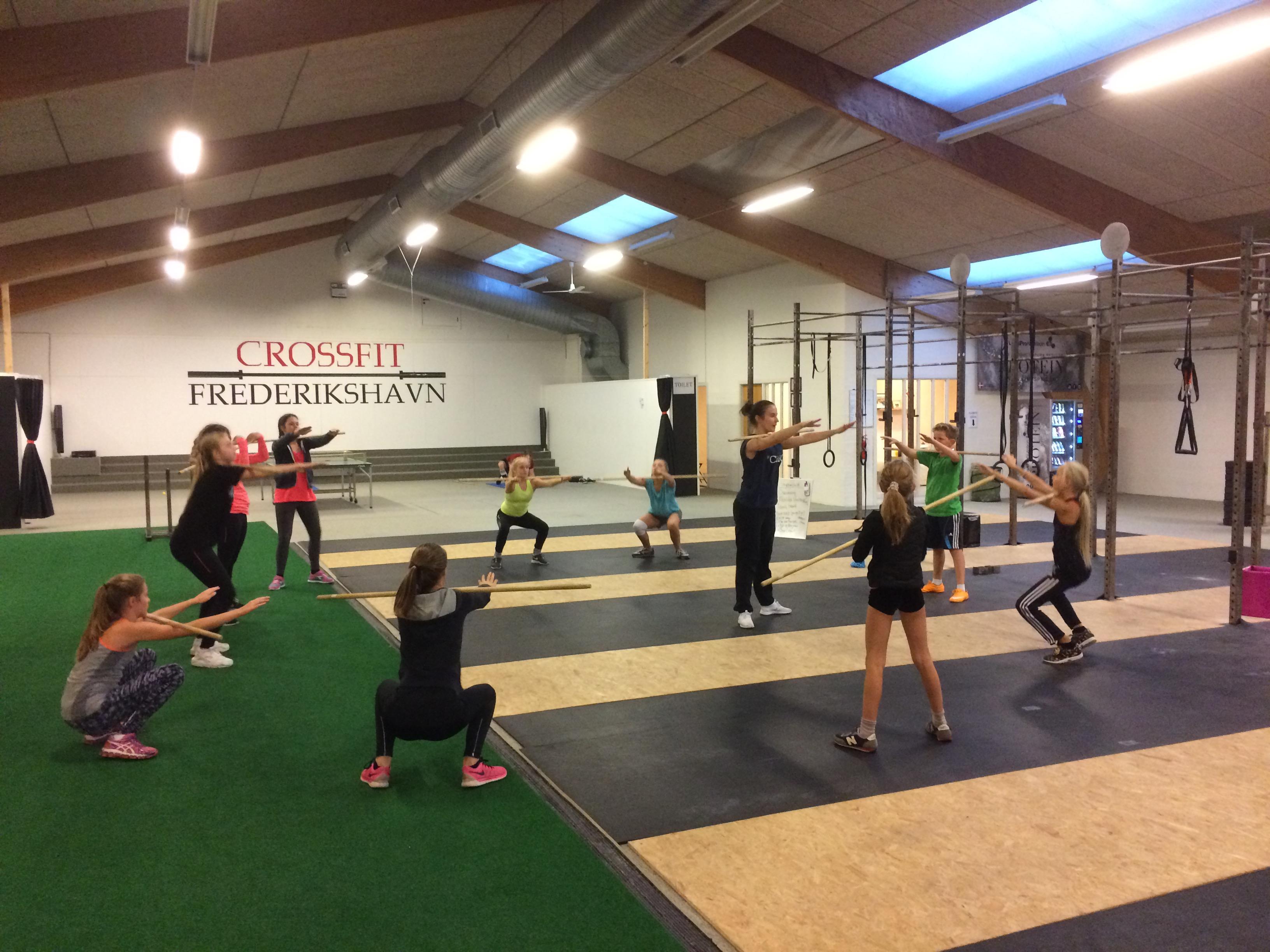 Ungdoms CrossFit