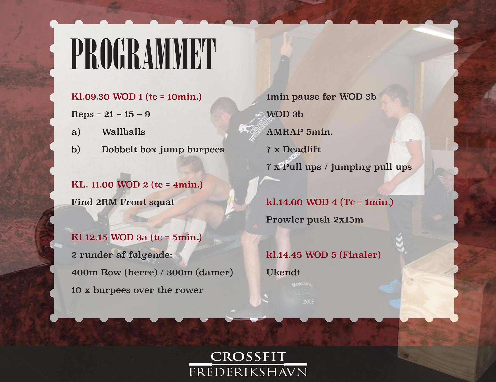 Jule challenge program