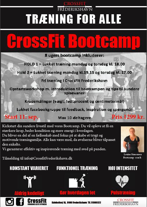 Bootcamp CrossFit Frederikshavn