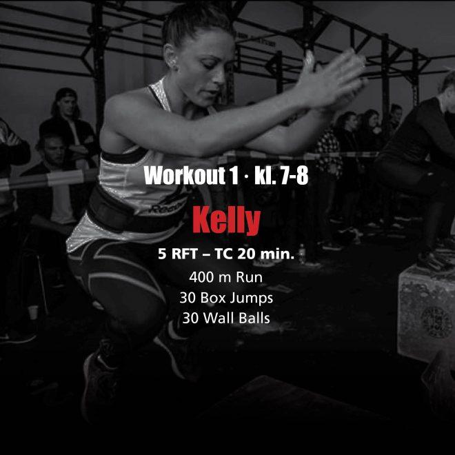 Plakat med workouts_1